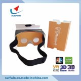 3D Google Cardboard 2 Vr Toolkit with Logo Printing 3D Vr Glasses 2.0