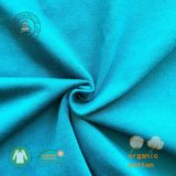 Organic Cotton/Spandex Knitting Jersey Fabric for T Shirt (QF16-2605 150GSM)