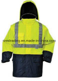 OEM Long Sleeve Wholesale Breathable Safety Work Wear/Safety Jacket