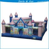 Inflatable Mini Combo Jumper, Inflatable Combo Slider, Amusement Park