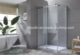 Square Shower Room with Ss Spare Parts