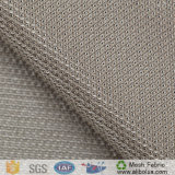 A1722 Quick Dry Polyester and Terylene Knitted Single Jersey Mesh Fabric for Sport Shirt