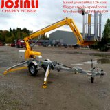16m Articulating Towable Trailer Sky Lift for Sale