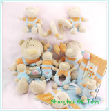 Colorful Plush Toy Teddy Bear Soft Toy Baby Toy