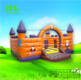 Inflatable Jumper Castle Theme Bouncer for Kids