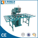 Double Head Automatic Glass Drilling Machine
