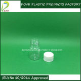 25ml Plastic Pharmaceutical Bottle with Screw Cap