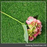 Cheap Artificial Wedding Flower Head Arrangement Black Roses