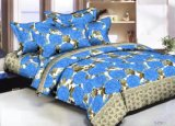Manufacturer Cheap 100% Polyester Printing Fabric for Bedding Sheets