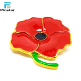 High Quality Best Price Rose Lapel Pin Hat Tac New Flower Lapel Pin