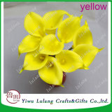 Wholesale Table Decorative Calla Lily Artificial Flower Sensual Taro Flower