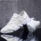 Men's Flynit Style Jogging Shoes Outdoor Athletic Mens/Womans Stylish Flynit Shoes
