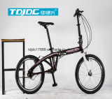 "20"" 3 Speed Chainless Shaft Drive Bicycles Mini Foldable Bicycles Bikes for Girls"