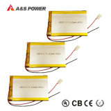 UL 405070 Rechargeable 3.7V 1620mAh Lithium Polymer Battery