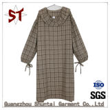 New Plaid Production Leisure Doll Collar Ladies Skirt