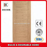Classic Style Interior Engineered Oak Wood Door
