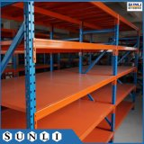 Q235 Steel Decking Warehouse Storage Rack Shelf