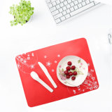 Custom Premium Eco-Friendly Non-Stick Silicone Kids Placemat