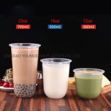 500ml 700ml 360ml Manufacturers Wholesales 16oz 12oz 23oz Cheap Disposable Plastic Cups BPA Free Food Grade