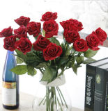 Real Touch Rose Bouquet Wholesale Flowers Fake Flowers Wedding Supplier Artificial Flowers Artificial Rose Amazon Flower