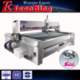 5 Axis CNC Waterjet Cutting Machine for Marble Parquet
