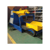 Hydraulic Decoiler with Coil Car Full-Automatic Metal Sheets Decoiler