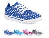 Fashion Canvas Sneakers for Girls Youth, Toddlers & Kids - Fun Prints