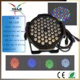 LED Light 54*3W PAR RGBW DMX Stage Light Cheapest Price