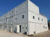 Prefabricated Portable Steel Container House with Ce Certification for Hotel