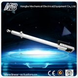Hall Signal Linear Actuator for Solar