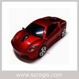 Small Exquisite Sport Car Wireless Mouse
