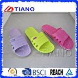 Uni-Colour Comfortable Women's Slippers (TNK24889)