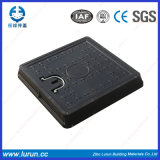 En124 BMC FRP Fuel Gas Composite Manhole Cover