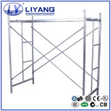 Building Material Scaffold Double Ladder Frame System