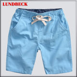 Leisure Style Kids Clothes Cotton Shorts for Boy