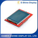 2.4 TFT resolution 320X240 high brightness with Capacitive Touch panel