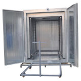 Industrial Electric Powder Coating Drying Oven Price for Car Rims with Ce (Kafan-1846)