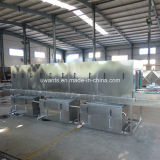 Tunnel Type Basket Washing Machine for Industry