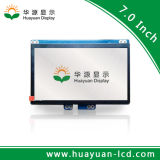 "7"" TFT LCD Display 1024*600 Touch Screen with Lvds"