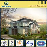 ISO9001 BV SGS Certificated Light Steel Villa/House/Hotel