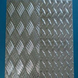 1060 One Bar Aluminum Checkered Plate with Good Price