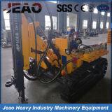Sales to Nigeria Jbp100b 37kw Diesel Engine Hydraulic Crawler Diesel Rock Drilling Rig in Quarry