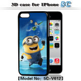 3D Case for iPhone 5c (V612)
