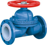 Stainless Steel Diaphragm Valve with Flange 150lb