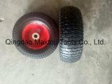 "13""X5.00-6 Metal/Plastic Rim Polyurethane Trolley Wheel"