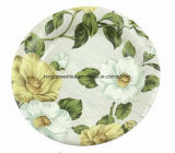 Custom Printed Disposable Wholesale Paper Plates