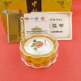 S999 Sterling Silver Moon Cakes, Gifts Crafts, Silver Jewelry