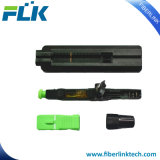 FTTH Sc/APC Fiber Optic Cable Quick Field Assembly Fast Connector