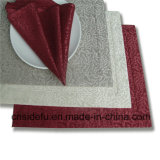 Wholesale 100% Polyester Hotel Dinner Table Cloth Napkin