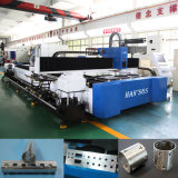 1500W Fiber Metal Tube Precision Cutting Industry Laser Machine for Sale